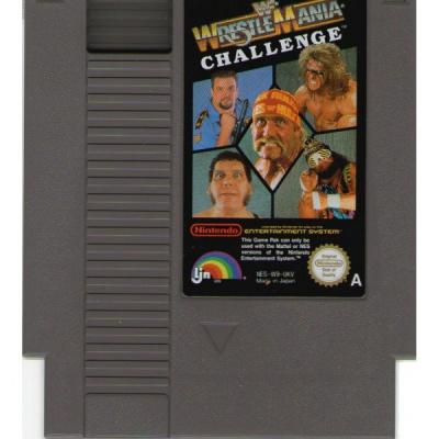 Foto van WWF WrestleMania Challenge (Cartridge Only) NES