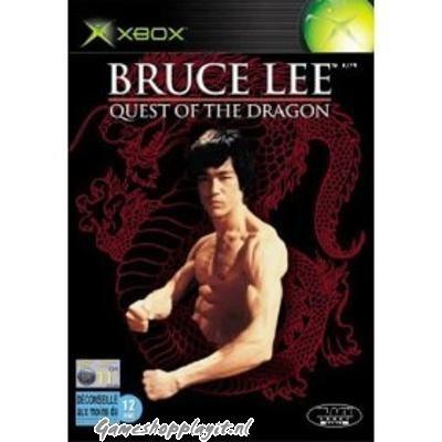Foto van Bruce Lee Quest Of The Dragon XBOX