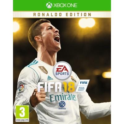 Foto van Fifa 18 Ronaldo Edition XBOX ONE