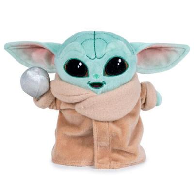 Foto van Star Wars: The Mandalorian - Baby Yoda with Ball Pluche 18cm PLUCHE