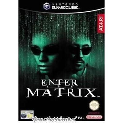 Foto van Enter The Matrix Nintendo GameCube