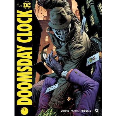DC: Doomsday Clock 4 (NL-editie) COMICS