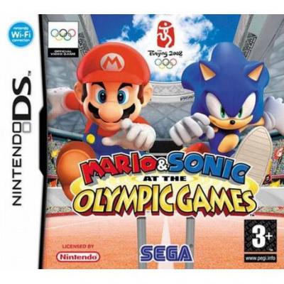 Mario & Sonic Olympische Spelen NDS