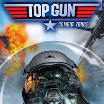 Foto van Top Gun Combat Zones Nintendo GameCube