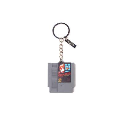 Nintendo - NES Cartridge 3D Rubber Keychain MERCHANDISE