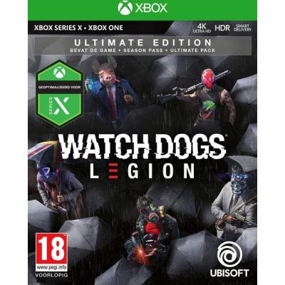 Foto van Watch Dogs: Legion - Ultimate Edition XBOX ONE