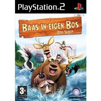 Baas In Eigen Bos PS2