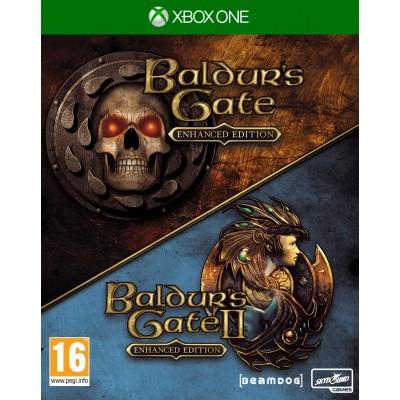Foto van Baldur's Gate: Enhanced Edition Xbox One