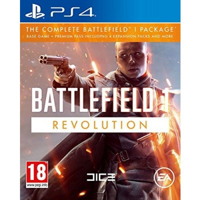 Foto van Battlefield 1 Revolution Edition PS4