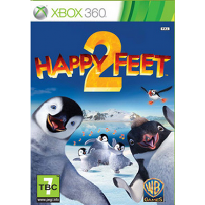 Foto van Happy Feet 2 XBOX 360