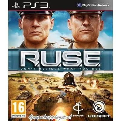 R.U.S.E. PS3