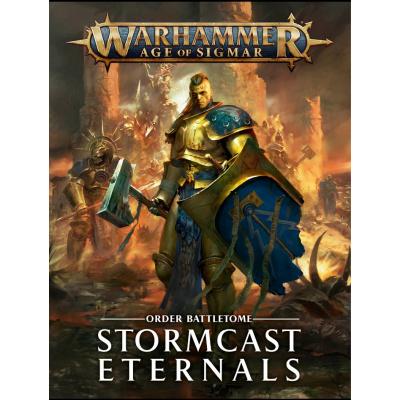 Foto van Battletome: Stormcast Eternals Warhammer Age of Sigmar