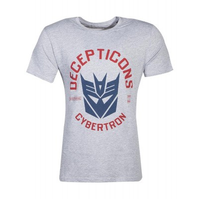 Hasbro - Transformers - Decepticon Men's T-Shirt - L