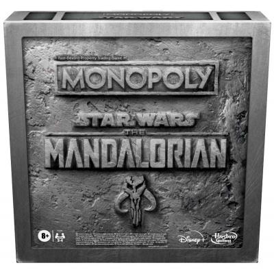 Monopoly Star Wars: The Mandalorian Editie BORDSPELLEN