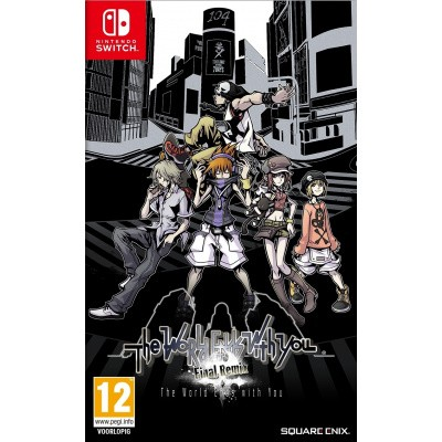 The World Ends With You: Final Remix SWITCH