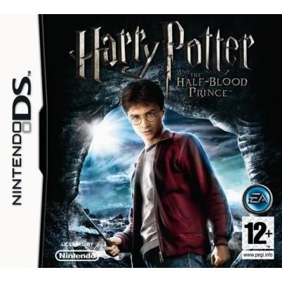 Harry Potter En De Halfbloed Prins NDS