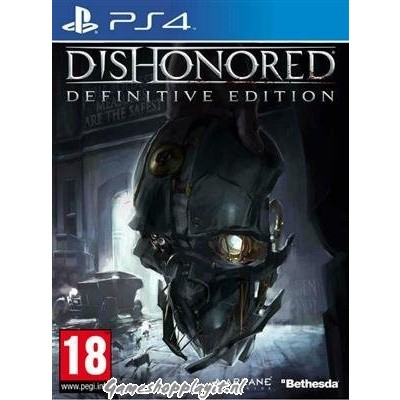 Foto van Dishonored Definitive Edition PS4
