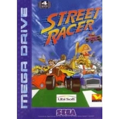 Foto van Street Racer SEGA