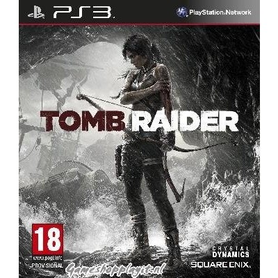 Foto van Tomb Raider (Benelux Edition) PS3