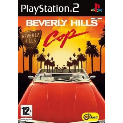 Beverly Hills Cop PS2