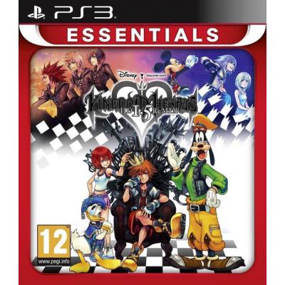 Foto van Kingdom Hearts Hd 1.5 Remix Essentials PS3
