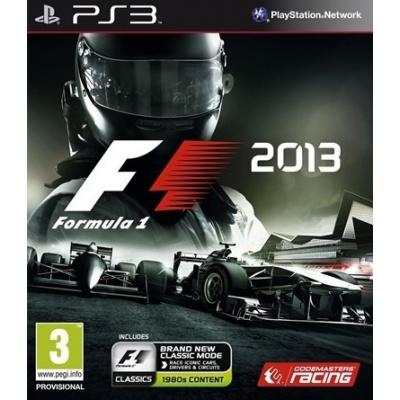 F1 2013 Formula 1 PS3