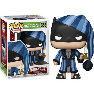 Foto van Pop! Heroes: DC Holiday - Scrooge Batman FUNKO