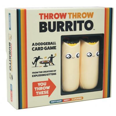 Throw Throw Burrito BORDSPELLEN
