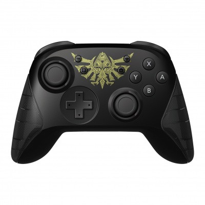 Foto van Hori, Wireless Pro Controller Zelda Nintendo Switch