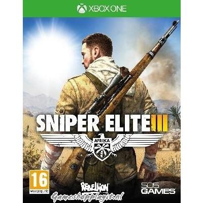 Foto van Sniper Elite III XBOX ONE