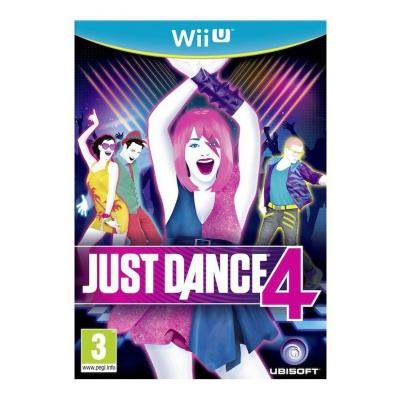Foto van Just Dance 4 WII U