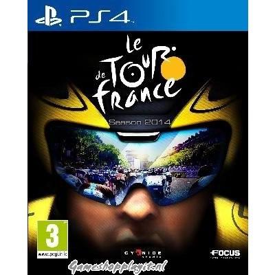 Foto van Le Tour De France 2014 PS4