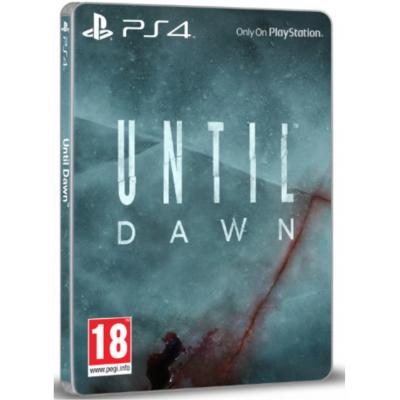 Until Dawn Steelbook Edition PS4