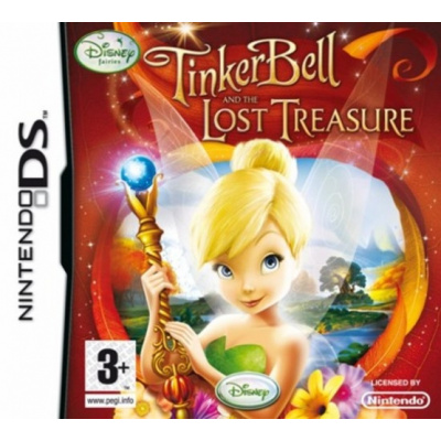 Foto van Disney Tinkerbell And The Lost Treasure NDS