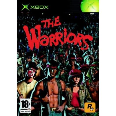 Foto van The Warriors XBOX