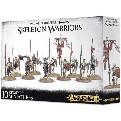 Foto van Deathrattle Skeleton Warriors Warhammer Age of Sigmar