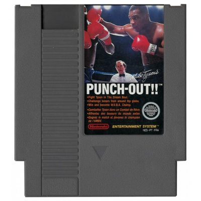 Foto van Punch-Out!! (Cartridge Only) NES
