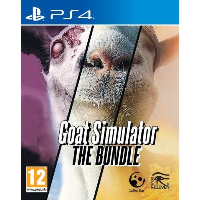 Foto van Goat Simulator The Bundle PS4