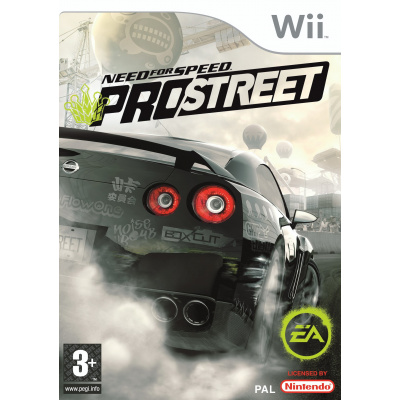 Need For Speed Pro Street WII