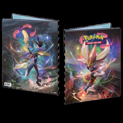 Foto van TCG Pokémon Sword & Shield Rebel Clash Portfolio 9-Pocket POKEMON