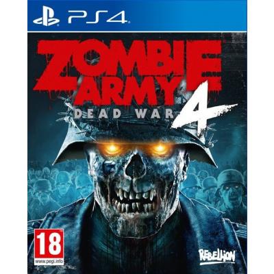 Foto van Zombie Army 4: Dead War 4 PS4