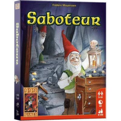 Saboteur BORDSPELLEN