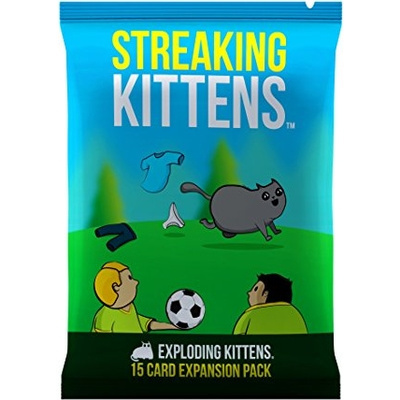 Streaking Kittens Expansion BORDSPELLEN
