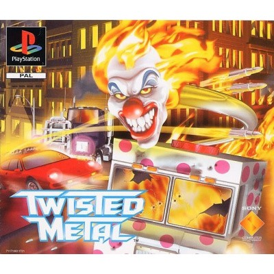Foto van Twisted Metal PS1