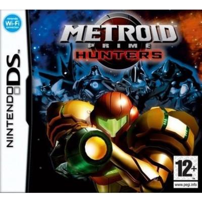 Foto van Metroid Prime Hunters NDS