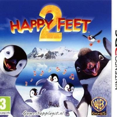 Foto van Happy Feet 2 3DS