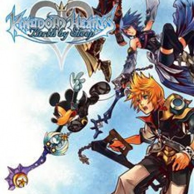 Foto van Kingdom Hearts Birth By Sleep PSP