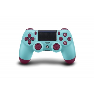 Foto van Sony Wireless Dualshock 4 Controller (Berry Blue) PS4