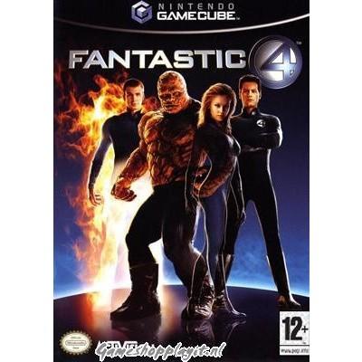 Fantastic 4 Nintendo GameCube