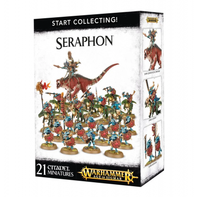 Start Collecting! Seraphon WARHAMMER AOS